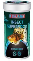 Dajana INSECT SUPERFOOD Vegetable Flakes - 100ml vločky