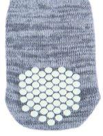 Protiskluzové šedé ponožky 2ks, Trixie