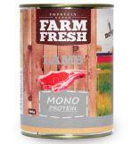 Topstein Farm Fresh Dog Monoprotein konzerva Lamb 800g