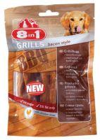 Pochoutka 8in1 Grills bacon style 80g