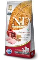 N&D Low Grain DOG Light Medium/Large Chicken & Pomegranate 2,5kg
