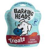 BARKING HEADS Meaty Treats Fish Fancies 100g