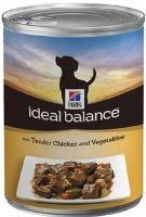 Hill's Canine Ideal Balance Adult kuře a zelenina konzerva 360g