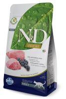 N&D PRIME CAT Adult Lamb & Blueberry 5kg