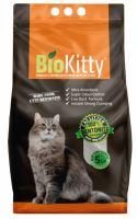 Bio Kitty hrudkující podestýlka pro kočky Aloe Vera 5l
