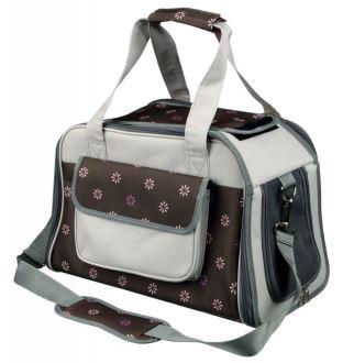 6ce57e1bf4 Cestovní taška LIBBY 25x27x42cm tmavošedá šedá