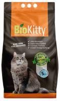 Bio Kitty hrudkující podestýlka pro kočky Marseille Soap 5l