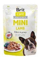 Brit Care Dog Mini Lamb fillets in gravy 85g