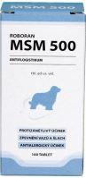 Roboran MSM 500 pro psy 100 tablet