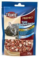 PREMIO Tuna Sandwiches 50g - s tuňákem a kuřecím masem