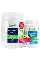 Canvit Chondro Maxi 500g + Canvit Junior Maxi 230g