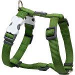 Postroj RD 25mm x 56-80cm - Jednobarevný - Zelená