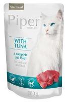 PIPER CAT kapsička Sterilised Tuňák 100g