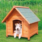 Bouda pro psa, dřevěná, S 71x77x76cm Trixie