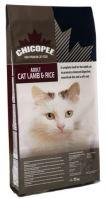 CHICOPEE Adult Cat Lamb & Rice 15kg