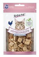 Dokas – Mrazem sušené kuřecí žaludky pro kočky 12g