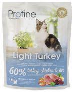 Profine NEW Cat Light Turkey 0,3kg
