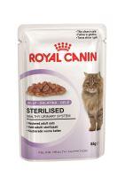 Royal Canin kapsička STERILISED v želé 85g