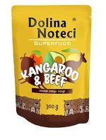 Dolina Noteci Superfood kapsička klokan/hovězí 300g