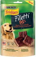 Friskies snack Dog - Filetti s hovězím 70g