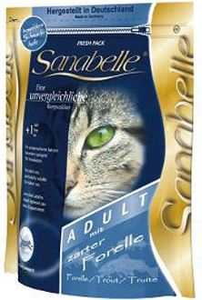 Bosch Cat Sanabelle Adult Pstruh 10kg