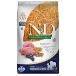N&D Low Grain DOG Adult Medium/Large Lamb & Blueberry 2,5kg