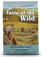 Taste of the Wild Appalachian Valley 12,2kg + obojek FORESTO 70cm