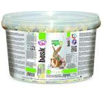 LOLO - exotik mix kompl. krmivo pro hlodavce kyblík 1,4kg
