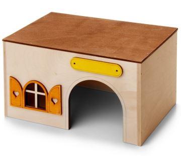 Domek Kvádr, dřevěný domek pro morčata