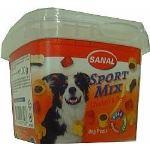 SANAL Sport MIX - poloměkké tvary kuře, hovězí 100g
