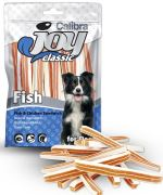 Calibra Joy Dog Classic Fish & Chicken Sandwich 80g NEW