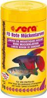 sera FD Rote Mückenlarven 250ml