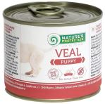 Nature's Protection Dog konz.Puppy telecí 200g