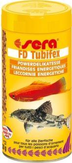 Sera FD Tubifex - Nítěnky 250ml