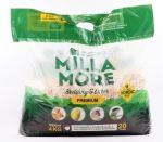 Podestýlka hlod. štěpky osika MillaMore Premium 20l