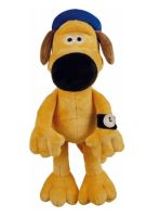 Pes Bitzer, plyšová hračka 37cm z pohádky Ovečka Shaun