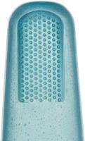 Sada silikonových zubních kartáčků na prst, 6cm, 2ks