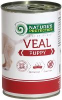 Nature's Protection Dog konz.Puppy telecí 400g