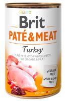Brit Paté & Meat Turkey 400g