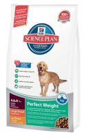 Hill's Canine Dry Adult Perfect Weight Large 12kg