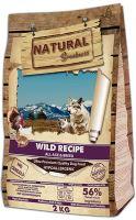 Natural Greatness Wild Recipe All Breed - kachna,krůta,kuře 2kg