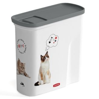 Curver kontejner na krmivo pro kočky, 2L