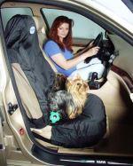 Potah přední autosedačky
