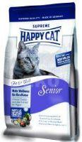Happy Cat Supreme Adult Fit&Well Best Age10+/Senior 4kg - EXP 01/2020