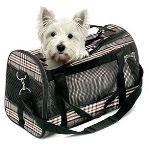 Přenosná taška PICCAILLY pro psy
