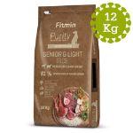 Fitmin dog Purity Rice Senior&Light Venison&Lamb 12kg