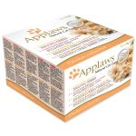 Konzervy APPLAWS Chicken Selection Multipack 12x70g