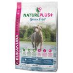 EUKANUBA Nature Plus+ Puppy Grain Free Salmon 10kg