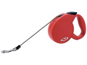 Vodítko FLEXI Mini 3 červené