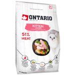 ONTARIO Kitten Chicken 400g